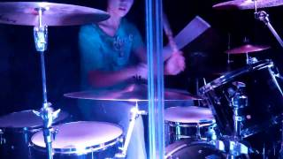 No Chains On Me - Chris Tomlin (Drum Cover) [HD]