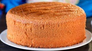 Пышный бисквит - идеально подходит для тортов! | Appetitno.TV