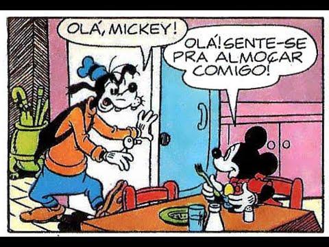 Pateta  O trailer dos meus sonhos, Gibitudo Disney