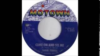 "Tammi Terrell    ""Come On & See Me""   (1966)"