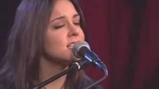 Anna Nalick - More Than Melody (Acoustic)
