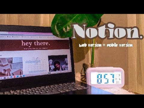 📑 vlog ep. 05 | compare and contrast a web version & mobile version application