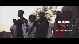 GKD ft. Boss Tec , ABKOsama - My Niggas 4K ( WSHH Exclusive Music Video ) | Shot By @A C|G Film