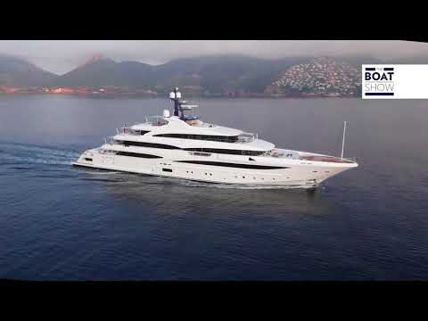 Luxury Superyacht – CRN 74m M/Y Cloud 9  – Boat Show TV Review