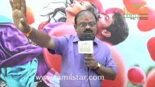 S Mani Bharathi at Vethu Vettu Movie Audio Launch