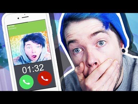 DANTDM CALLED ME!?!?