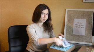 Светлана Грязнова - обзор авторской коробочки Doodle&Sketch Author