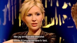 Dido - No Freedom Live ( INTERVIEW 2013 )