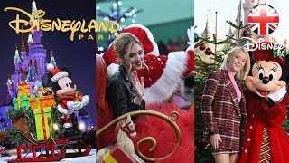 DISNEYLAND PARIS | Special Guests Celebrate A Very Merry ChrisMouse! | Official Disney UK