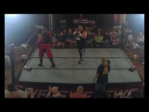 Steve Monsta Mack And Magic Give Warning To The SWF Locker Room And SWF Tag Team Division!