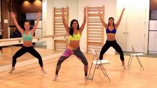 Barre Fitness   Barre Workout   Lower Body Shaping by Barre Fitness