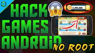 How To MOD Android Games WITHOUT ROOT! and Get UNLIMITED COINS On ANY Android Device