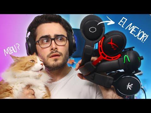 Los Mejores Auriculares Gaming Baratos | CALIDAD-PRECIO