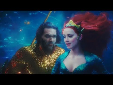 "Aquaman & Mera ""Everything I Need"" By Skylar Grey"