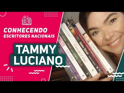 Conhecendo Escritores Nacionais: Tammy Luciano e a paixão por escrever
