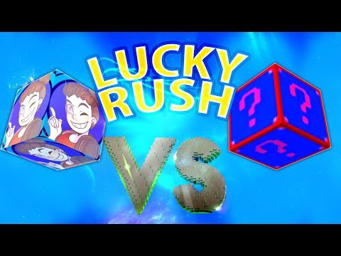 SHADE vs Extrem Lucky Blocks 🍀 Lucky Rush Minecraft Deutsch 🍀 baastiZockt