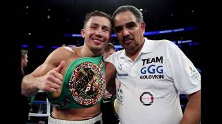 Gennady Golovkin splits with long time trainer Abel Sanchez