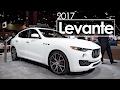 New 2017 Maserati Levante S 3.0L