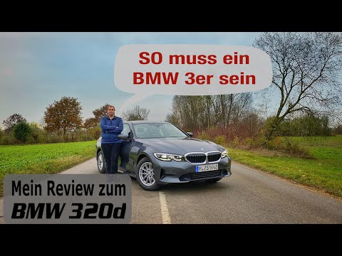 2020 BMW 320d Limousine Advantage Line | Was kann der neue BMW 3er ?! Test - Full Review