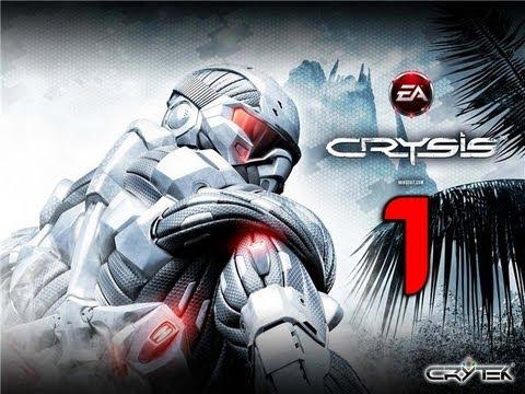 Crysis Прохождение Эпизод 1 Часть 1