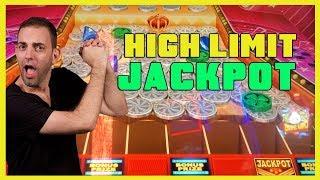 ⁉️Wanna 👀 a HIGH LIMIT Jackpot⁉️ Game = ✨Glistening✨Jade Slots 🎰San Manuel Casino ✦ BCSlots