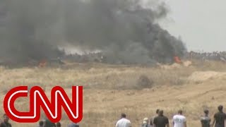 CNN analyst: Protests, reaction in Gaza predictable - Video Youtube