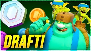GOBLIN GIANT DRAFT CHALLENGE Clash Royale with Nickatnyte