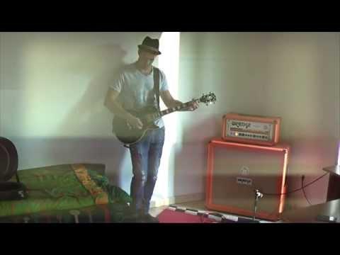 Jefferson Airplane - Star Track - Guitar Cover