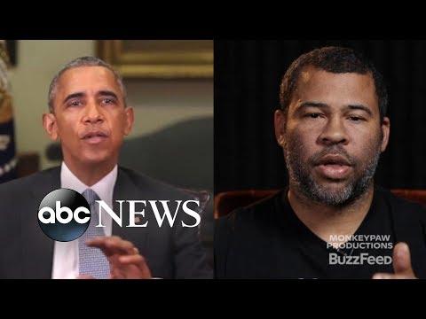 Jordan Peele uses AI, President Obama in fake news PSA