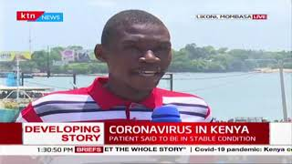 Residents from Mombasa County share their perspective on Coronavirus