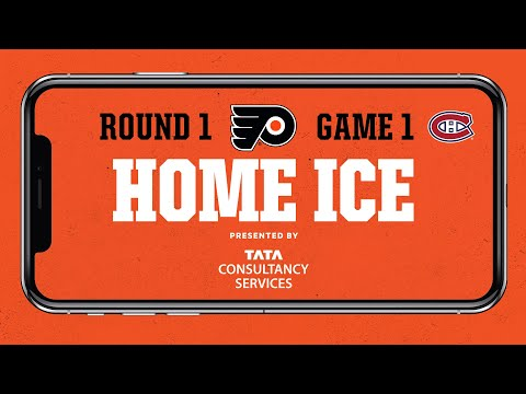 FLYERS HOME-ICE LIVE: Philadelphia Flyers vs. Montreal Canadiens