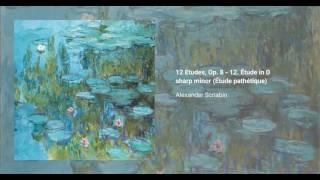 12 Etudes, Op. 8
