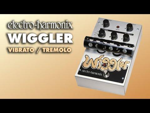 ELECTRO HARMONIX Wiggler Kytarový efekt