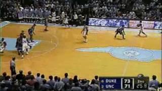 #6 Duke at #2 North Carolina - Basketball - March 2005