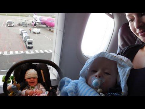 Fliegen mit Baby | Babyartikel