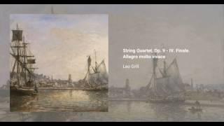 String Quartet, Op. 9