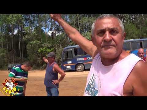 Morador Jacaré não aguenta mais tanta poeira produzida pelo Sistema Produtor São Lourenço