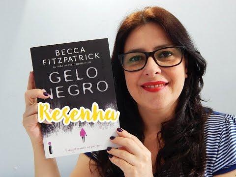 Resenha: Gelo Negro - Becca Fitzpatrick (Editora Intrínseca) | Ju Oliveira