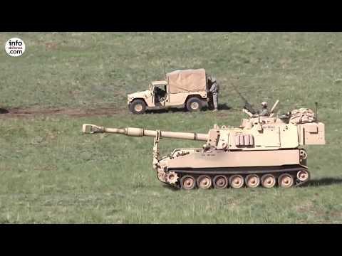 El Ejército de Tierra renovará los tubos de los obuses M109 por 1,6 millones