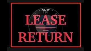 BMW LEASE & BMW LEASE RETURN Guidelines