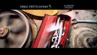 Final Destination 5 - TV Spot #11