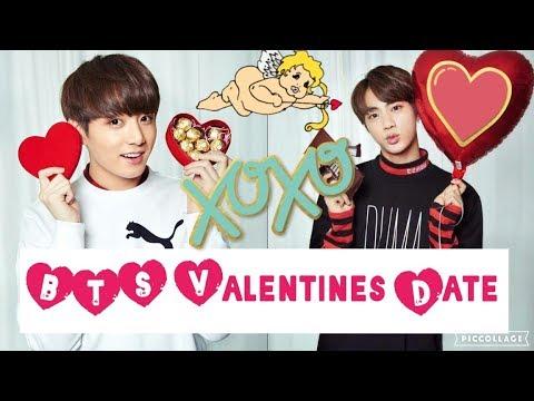 BTS Valentines day