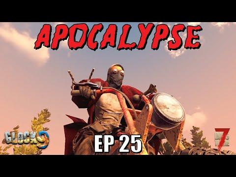 7 Days To Die - Apocalypse EP25 (Alpha 18)