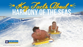 Key Facts about Royal Caribbean's Harmony of the Seas