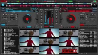VIRTUAL DJ 8 – SCRATCH AND MIX LIKE A BOSS!! ( KEYBOARD ONLY )