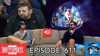 EPISODE 611: James Dolan Is Patient Zero