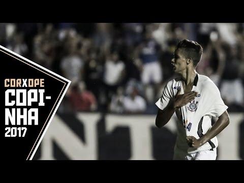 Melhores Momentos | Corinthians 4x0 Operário-MS | Copinha