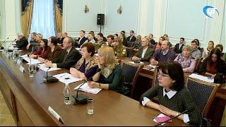 Вопросы патриотического воспитания обсуждались в ходе встречи Героев России с членами областной общественной палаты
