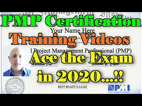 PMP Exam Prep Training Videos - Start your PMP Certification Study ...