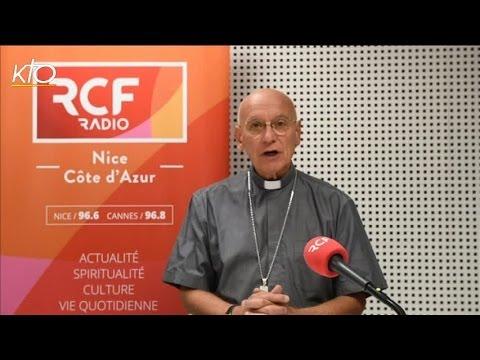 #PrayForNice - Message de Mgr Marceau, évêque de Nice